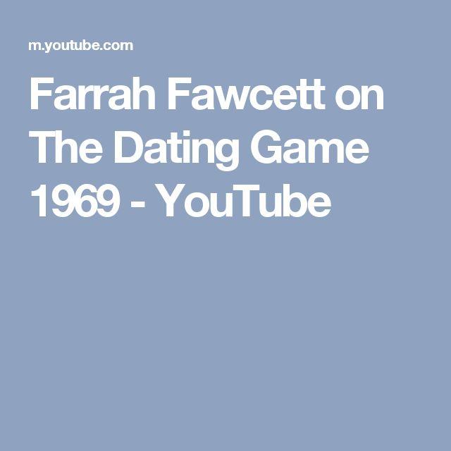 Farrah Fawcett on The Dating Game 1969 - YouTube