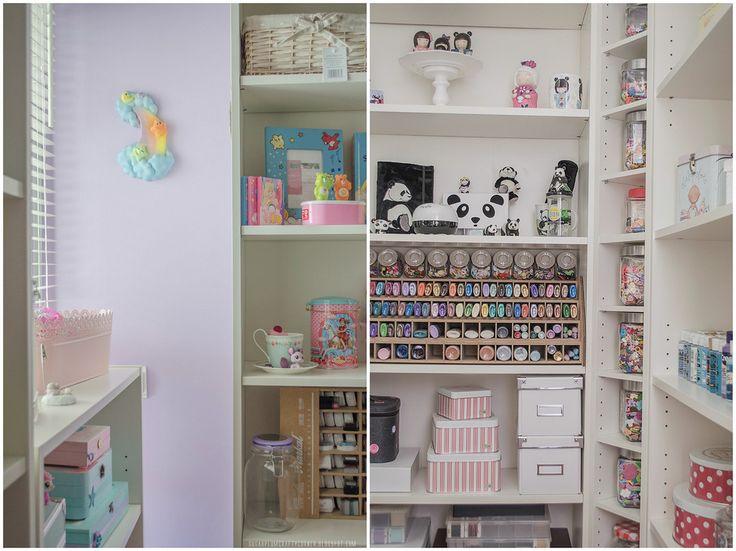 Corners of My Craft Room I Love