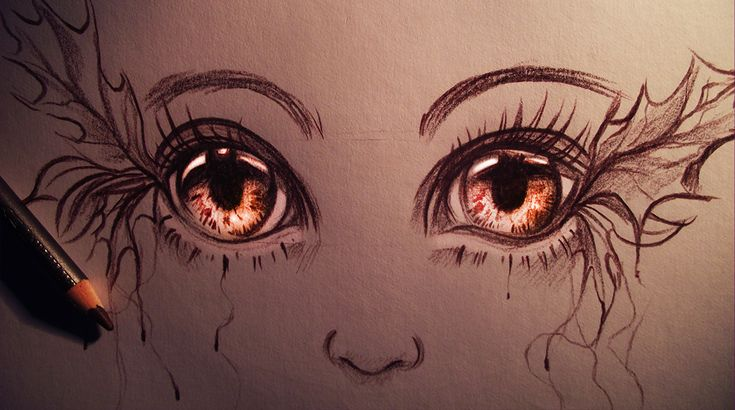 Ik hou van tekenen. Een schets of doodle is een vorm van vrijheid voor mij, alles kan nog, dit is een unieke combinatie van een schets die eigenlijk ook al af is. De kleuren, vormen, versieringen, alles kan nog. maar het hart van de tekening staat al: De ogen zijn de spiegel van de ziel.