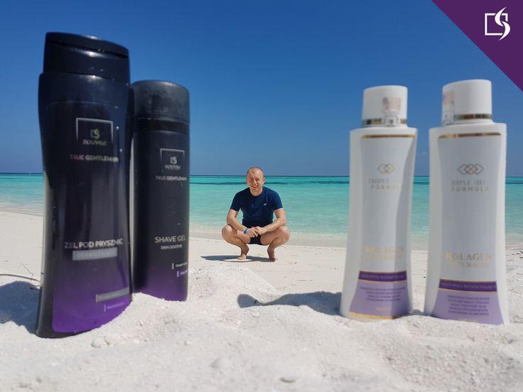#cosmetics #beauty #beach #summer #dream #skin #sea #ocean #kosmetyki #marketing #souvre