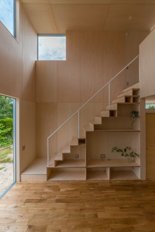 CASE 388 | ガルバリウム鋼鈑に覆われた家(愛知県瀬戸市) | 注文住宅なら建築設計事務所 フリーダムアーキテクツデザイン