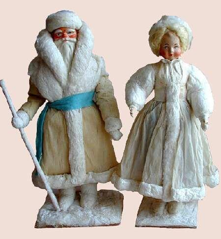 дед мороз и снегурочка ватная ссср: 17 тыс изображений найдено в Яндекс.Картинках