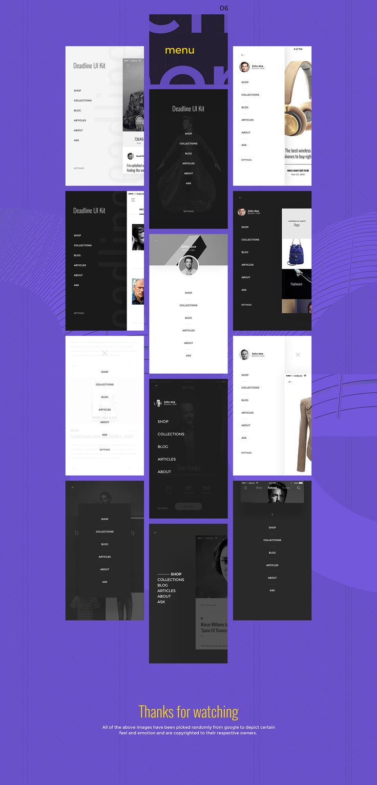 Now achieve all your deadlines with the help of this crisp and clean mobile UI kit with amazing screens and design elements, its free for Commercial and Personal use.