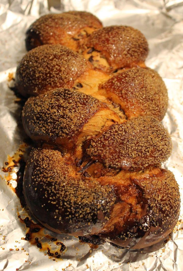 #Babkallah : le nouveau cronut ? (Brioche tressée au chocolat et à la cannelle)