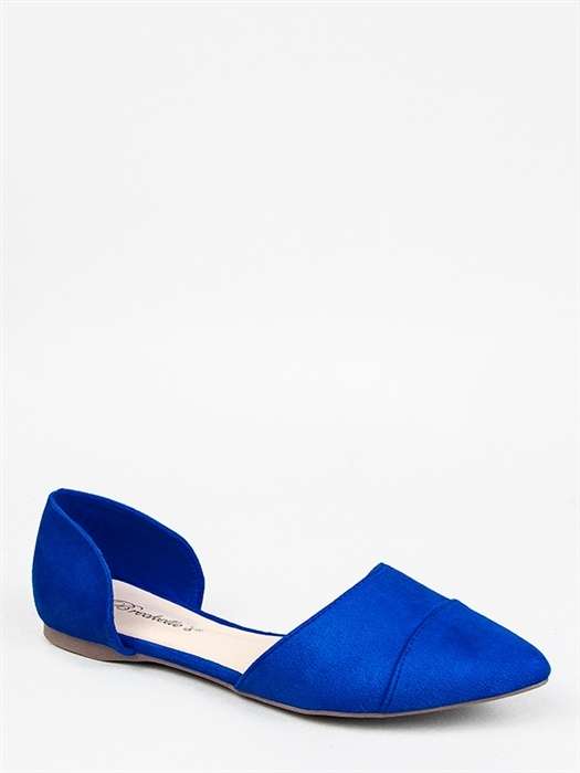 DOLLEY Pointed Toe Flat
