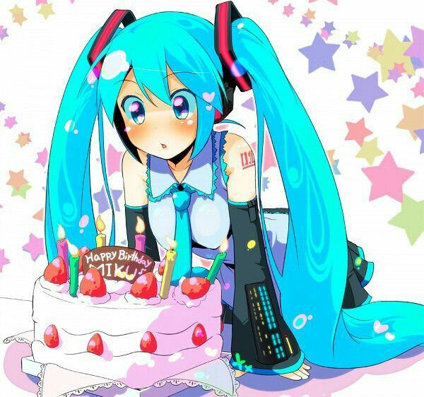 Happy Birthday Miku 2017