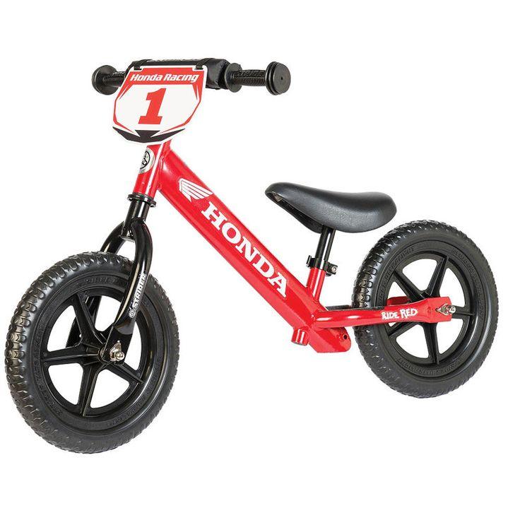 STRIDER™ 12 Sport NoPedal Balance Bike HONDA® Bici