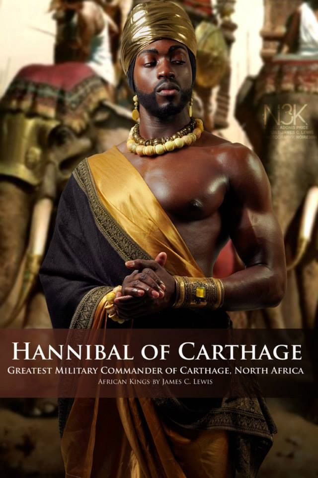 My Kemetic Dreams, kemetic-dreams:  AFRICAN KINGS SERIES | Hannibal...