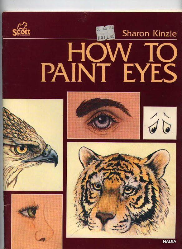 HOW TO PAINT EYES - Nadieshda N - Picasa Web Albums... FREE BOOK