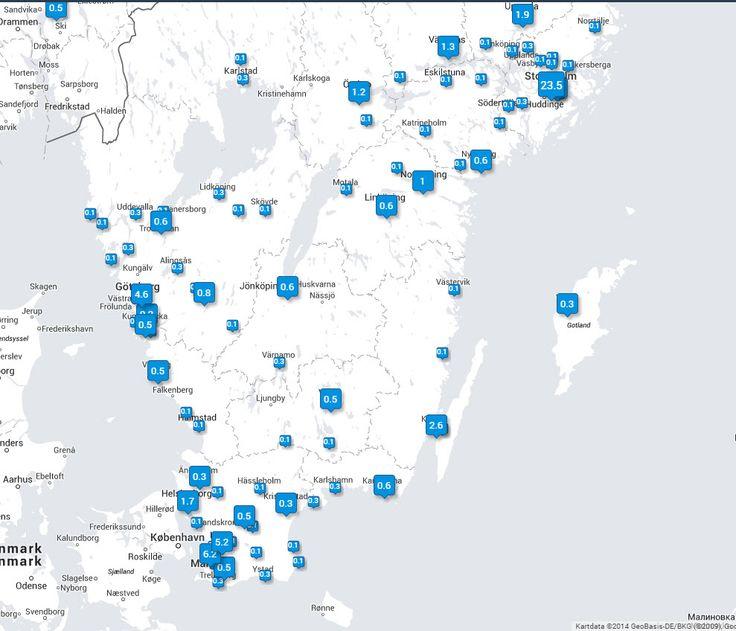 #TweepsMap pekar ut var du har dina följare på Twitter https://tweepsmap.com/Map/# . De som nyligen börjat följa mig: https://tweepsmap.com/dash/followers . De som jag följer som är inaktiva: https://tweepsmap.com/dash/inactivefriends . .#kulverktyg #kultjanst