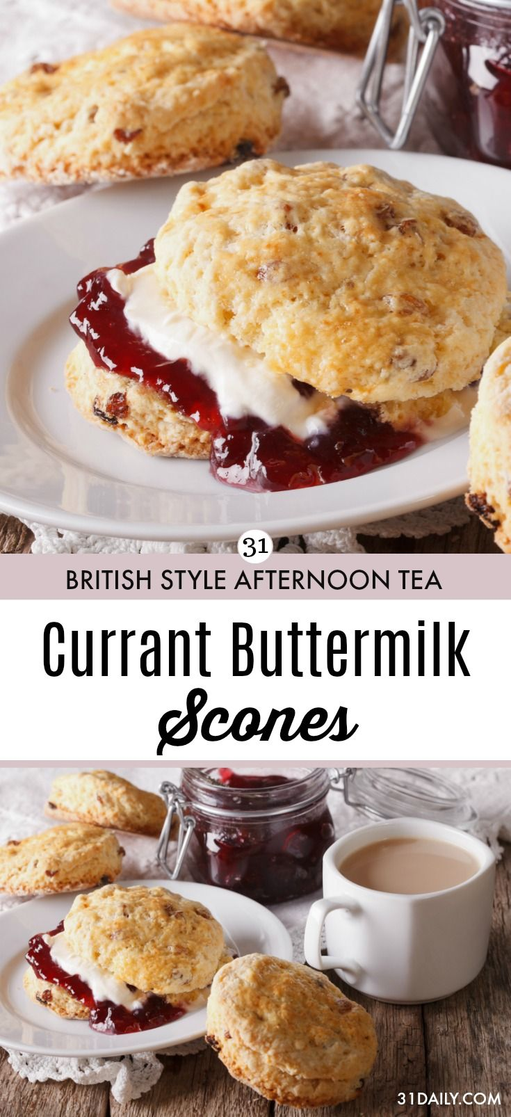Simple And Easy Currant Buttermilk Scones Recipe Scones Recipe Easy Currant Scones Recipe Scones Recipe Plain