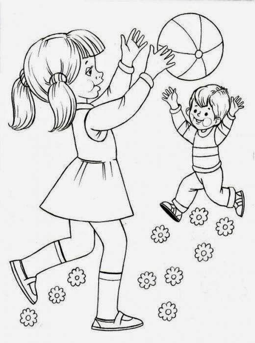 Jocuri pentru copii mari şi mici: printabile