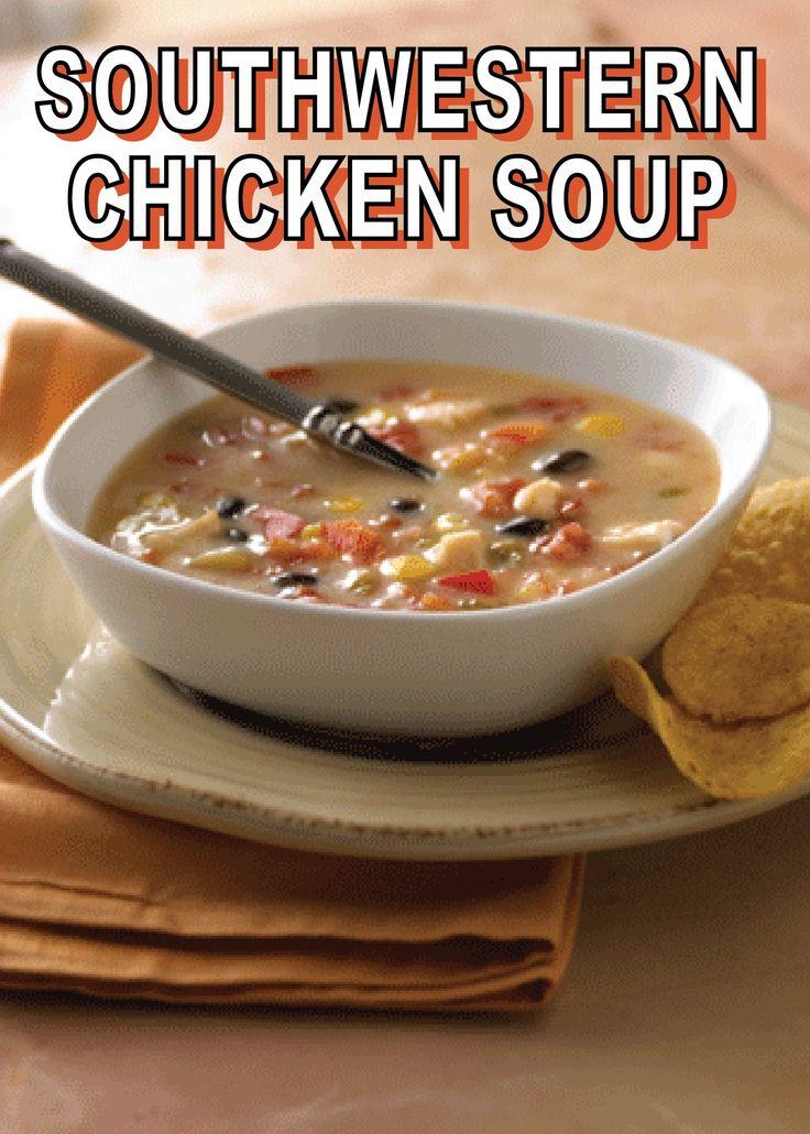 ... Soups on Pinterest | Meatball Soup, Black Bean Soup and Soups