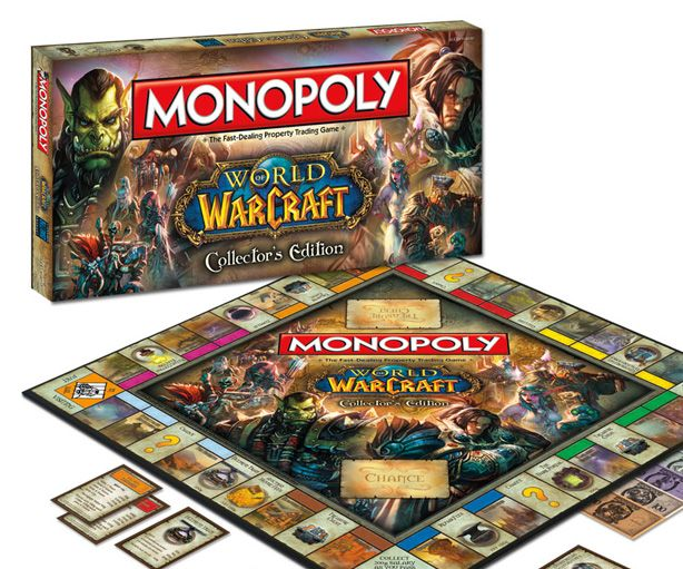 Monopoly - World of Warcraft - http://www.jeuxvideo.org/2016/06/monopoly-world-of-warcraft/