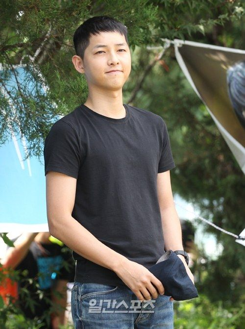 Song Joong Ki's enlistment *39