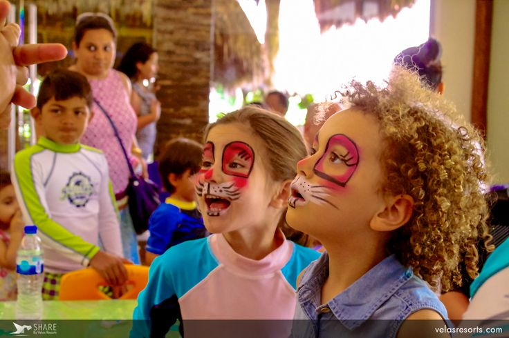 Let's play, with fun activities for everyone at #GVRivieraMaya.