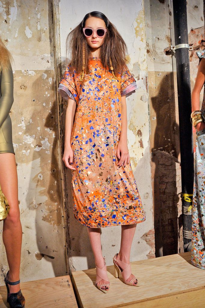 Cynthia Rowley Spring 2013 Photo 1