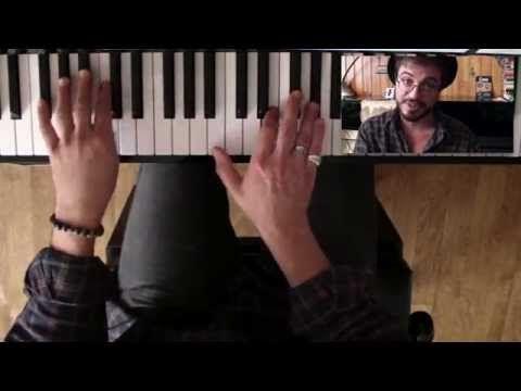 Imagine (John Lennon) - Tuto Piano Lesson - YouTube