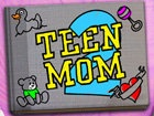 Teen Mom 2. Pretty crazy, but I can't get enough of it. Except Janelle. They could just kick her off the show, and I'd be okay with that.