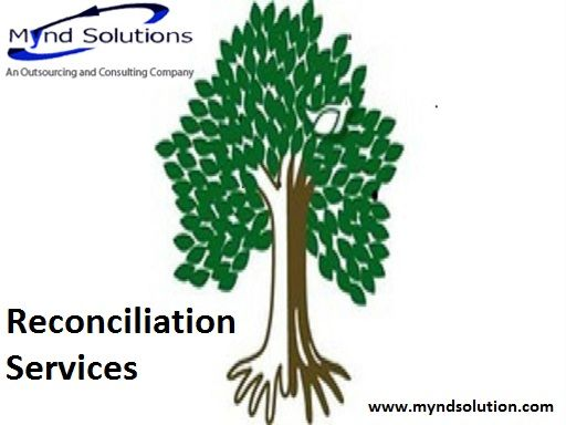 Get #Reconciliation #Services and #Reconciliation #management at Mynd Solution.