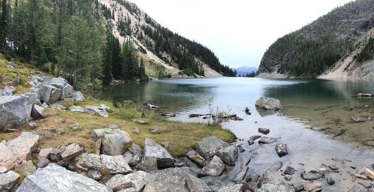 #Natuur #Landscape #LakeAgnes #Banff