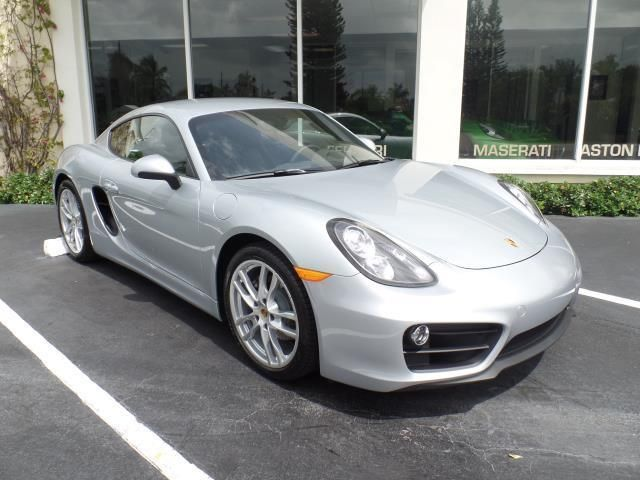 Used 2016 Porsche Cayman for sale in Florida from Chariots of Palm Beach.