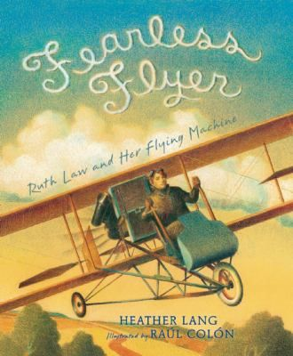 On November 19, 1916, at 8:25 a.m., Ruth Law took off on a flight that aviation experts thought was doomed. She set off to fly nonstop from Chicago to New York City. Sitting at the controls of her small bi-plane, exposed to the elements, Law battled fierce winds and numbing cold. When her engine ran out of fuel, she glided for two miles and landed at Hornell, New York. Even though she fell short of her goal, she had broken the existing cross-country distance record...