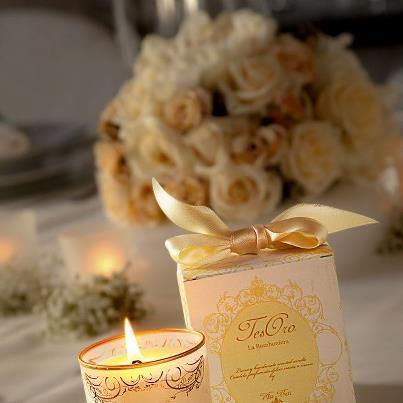 Doftljus från Villa Buti