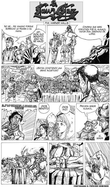 La Loma De La Cruz Página 2.