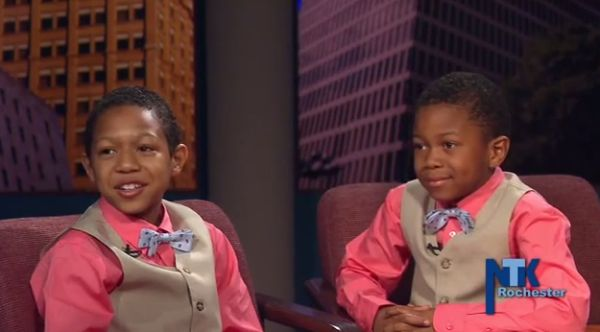 """Young Entrepreneurs & Philanthropists Jeremiah And Joshua West Become """"Change Agents"""" To Inspire Children Around The World"""