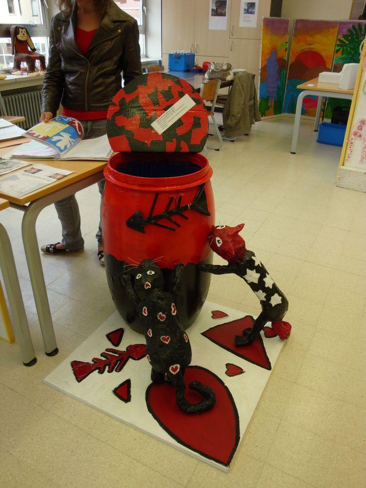 Recyclagekunst/ 2008-2009
