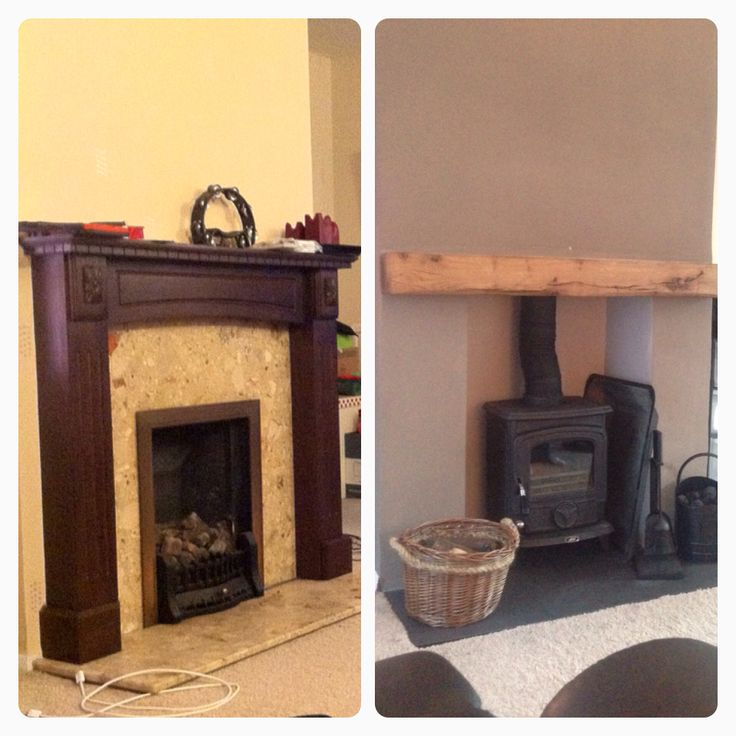 Log burner logburner fireplace little wenlock aga