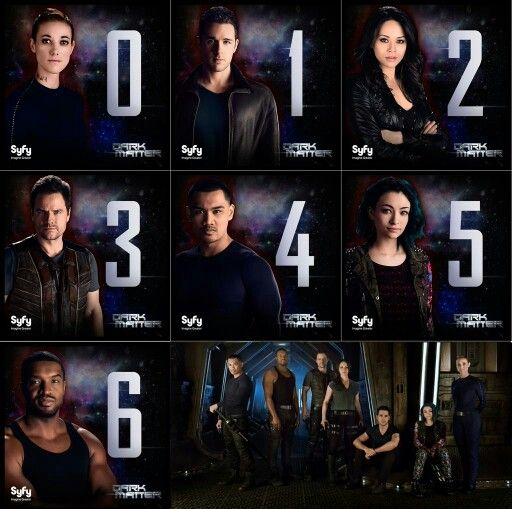 Dark Matter. There are a few syfy original shows that are actually decent. This is one of them.