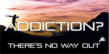 Ski addiction No way out..