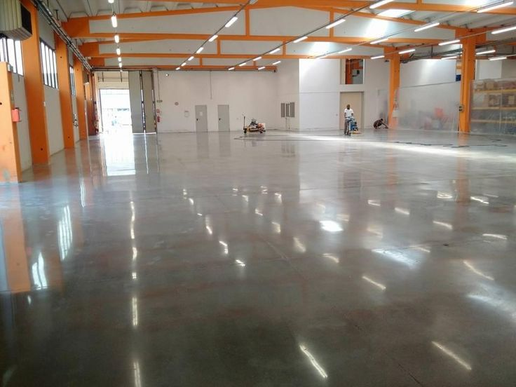Lucidatura cemento - Bergamo - Cristallina