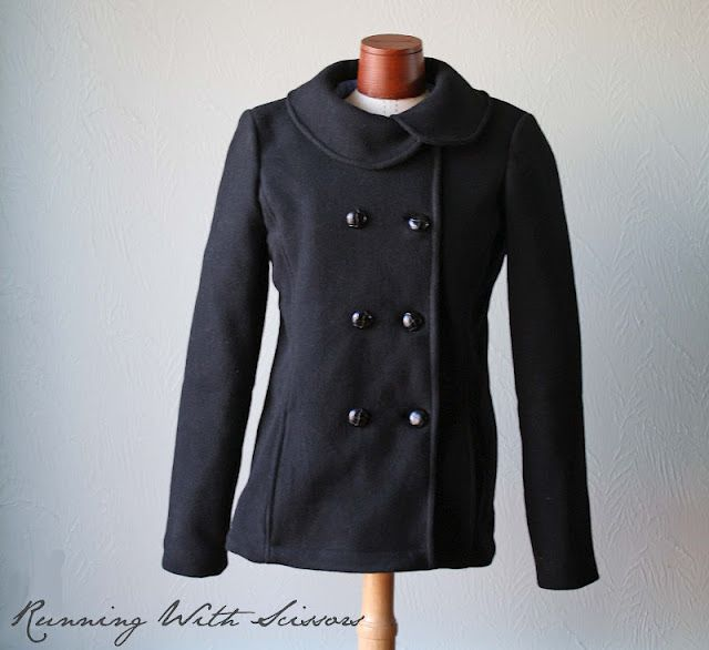 Pea Coat Construction Tips