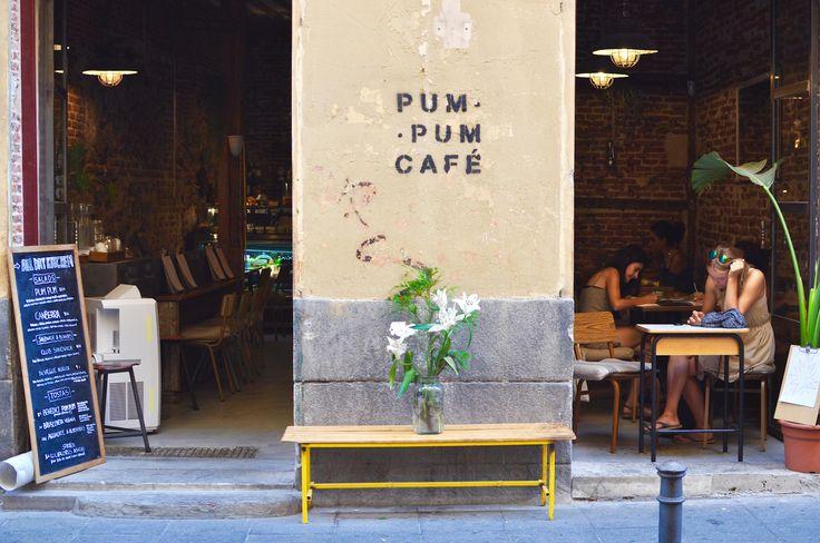 Madrid Coffee Place