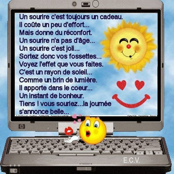 Citations option bonheur: Citation sur le sourire