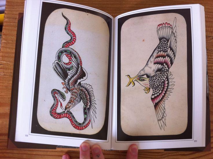 "amund dietzel  | BlackHeart Tattoo San Francisco: ""These Old Blue Arms"""