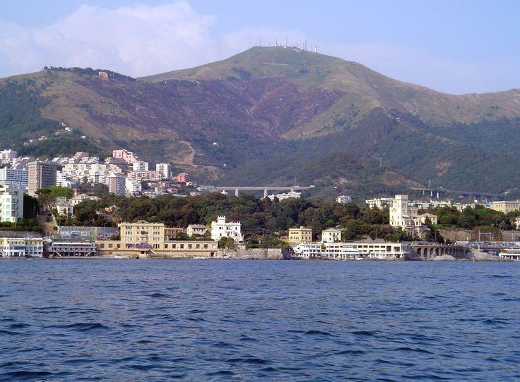 Genova - Quarto dei Mille