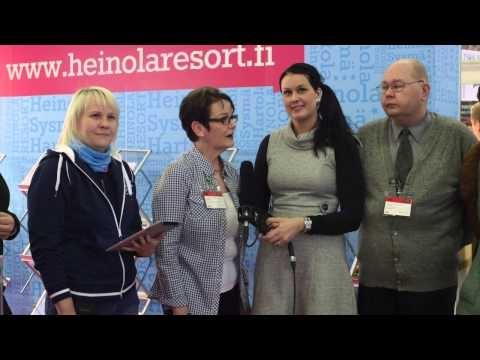 Hartola, Sysmä, Heinola - Matka 2013 video. www.caravanuutiset.com