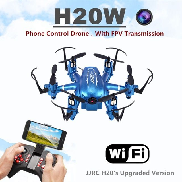 Mini Wifi FPV Drones 6 Axis Rc Drone Quadcopters With 2MP HD Camera Flying Helicopter Remote Control Toys Nano Copters JJRC H20W     Tag a friend who would love this!     FREE Shipping Worldwide     Buy one here---> https://shoppingafter.com/products/mini-wifi-fpv-drones-6-axis-rc-drone-quadcopters-with-2mp-hd-camera-flying-helicopter-remote-control-toys-nano-copters-jjrc-h20w/