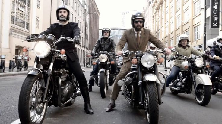A video by Dominic Hinde, shot at The Distinguished Gentleman's Ride, London. Feel free to leave feedback and share this video around Facebook etc. See my…