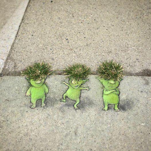 9x vyňuňaný pouliční umění | Blog | Čilichili