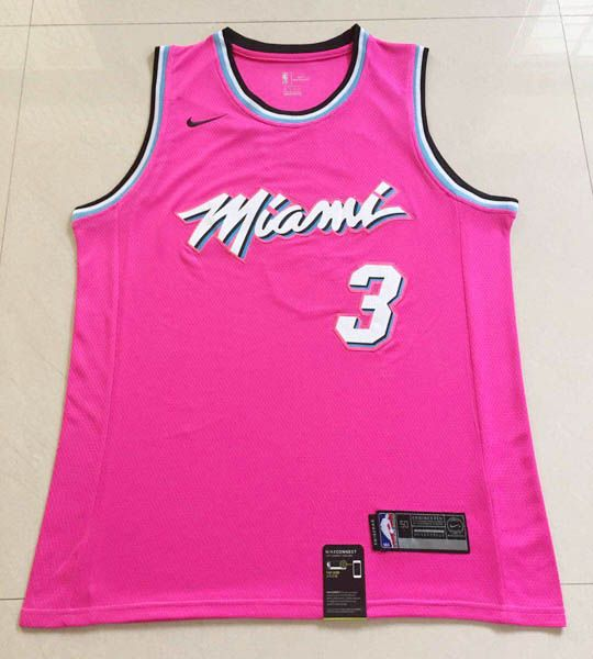 timeless design bda93 2e332 Camisetas nba baratas nike Earned Edition 3 Dwyane Wade Miami Heat 2019
