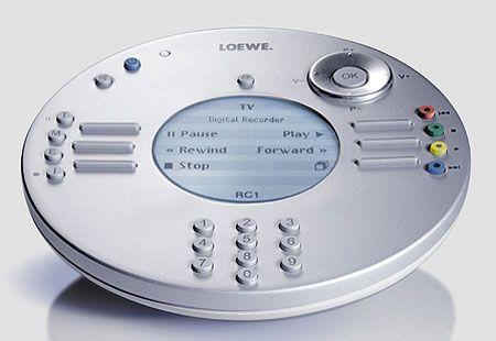 Loewe Circular remote control