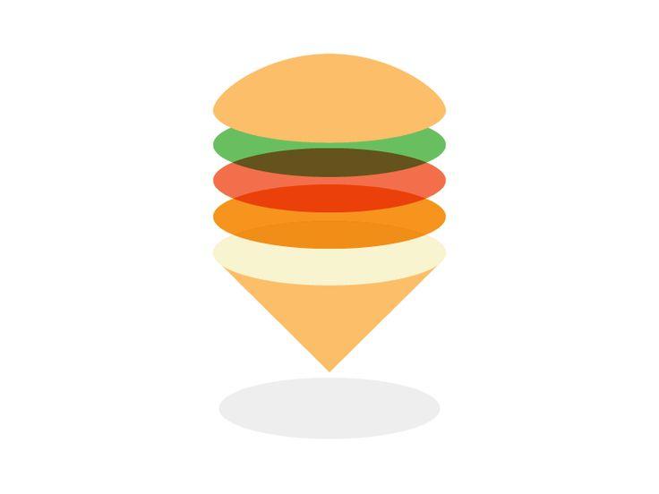 Burger finder 800x600px