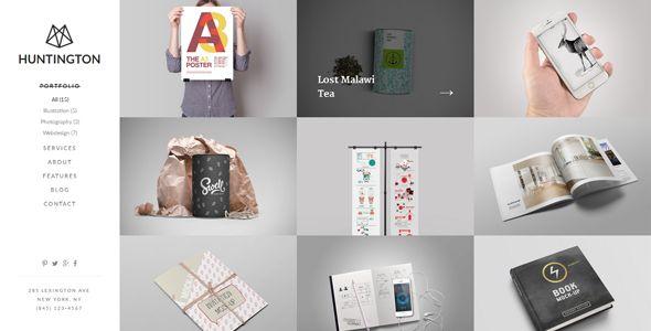 Best Creative Portfolio WordPress Themes This Week | WP Themes Daddy - Web Design Resources Dev Blog