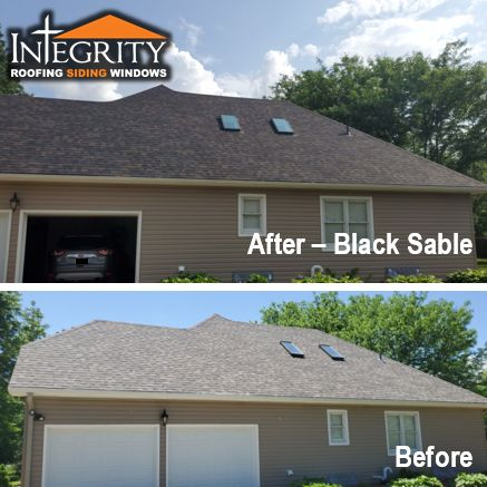 Best You Can See Why Black Sable Is Owens Corning S Shingle 400 x 300