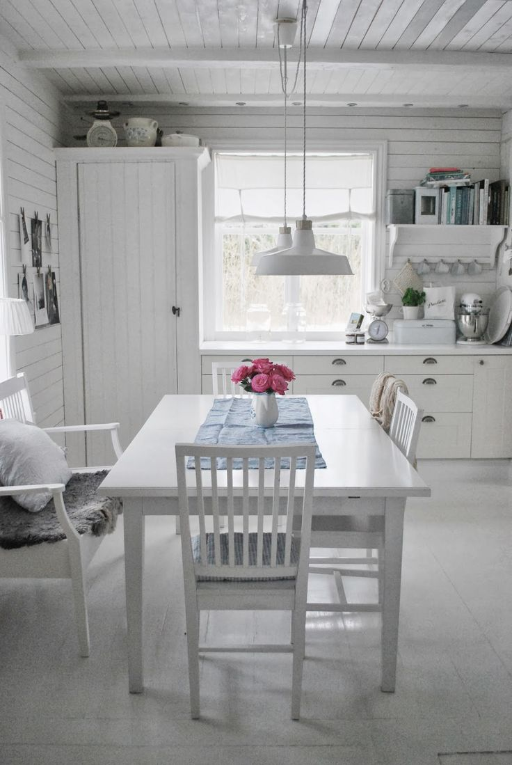 Julia's White Dreams: Kitchen